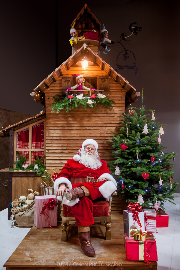 Animation Père Noël