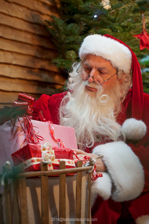 Père Noël chez moi