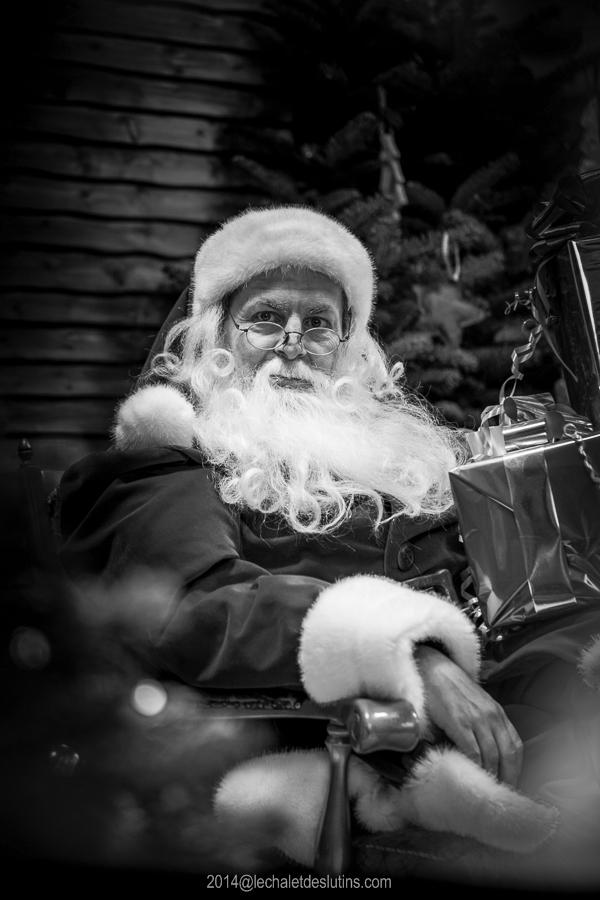 Le Père Noël, le vrai